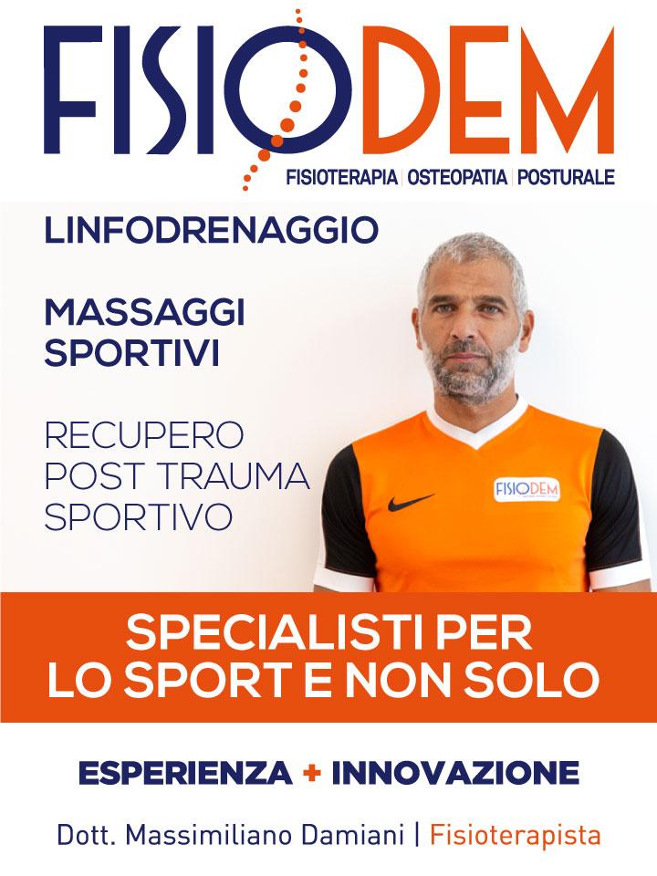 Specialisti per lo sport e non solo